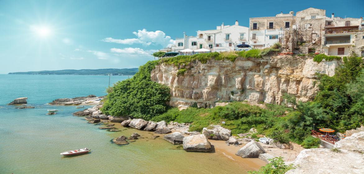 8-daagse groepswandelreis Puglia